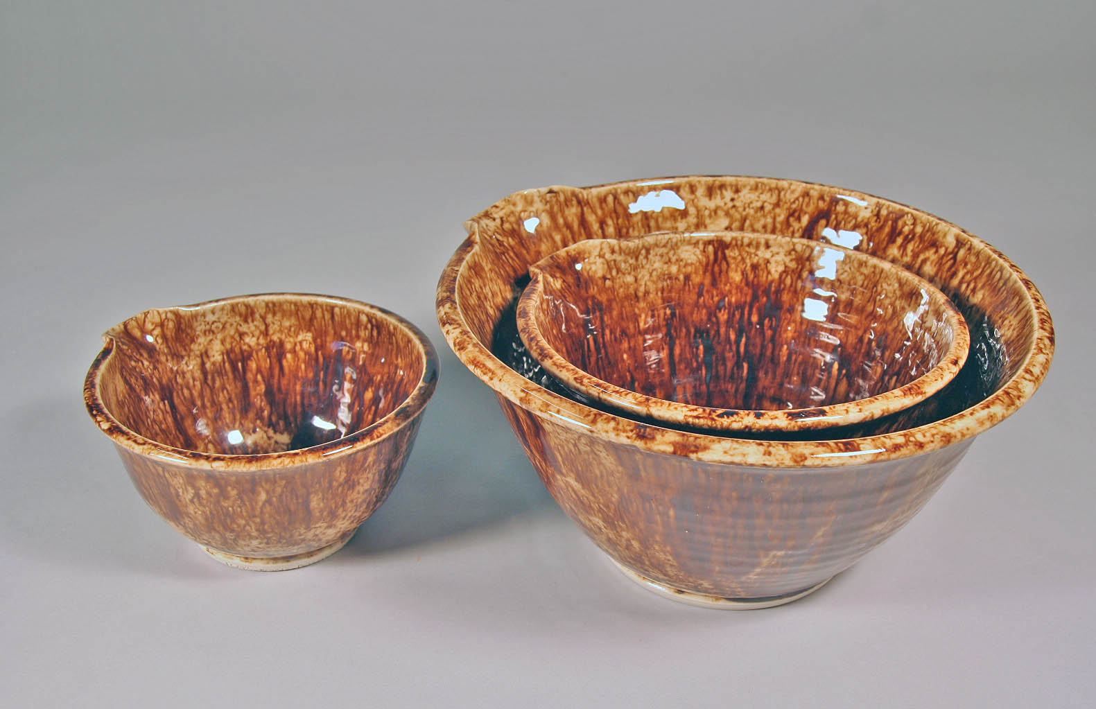Click here for pricing for Bennington Brown Ware